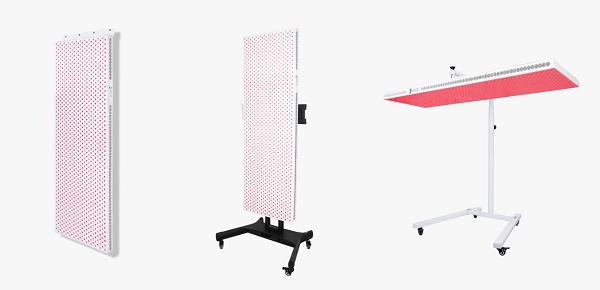 red LED light therapy panels
