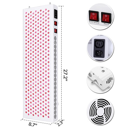 red led light therapy devices wholesale