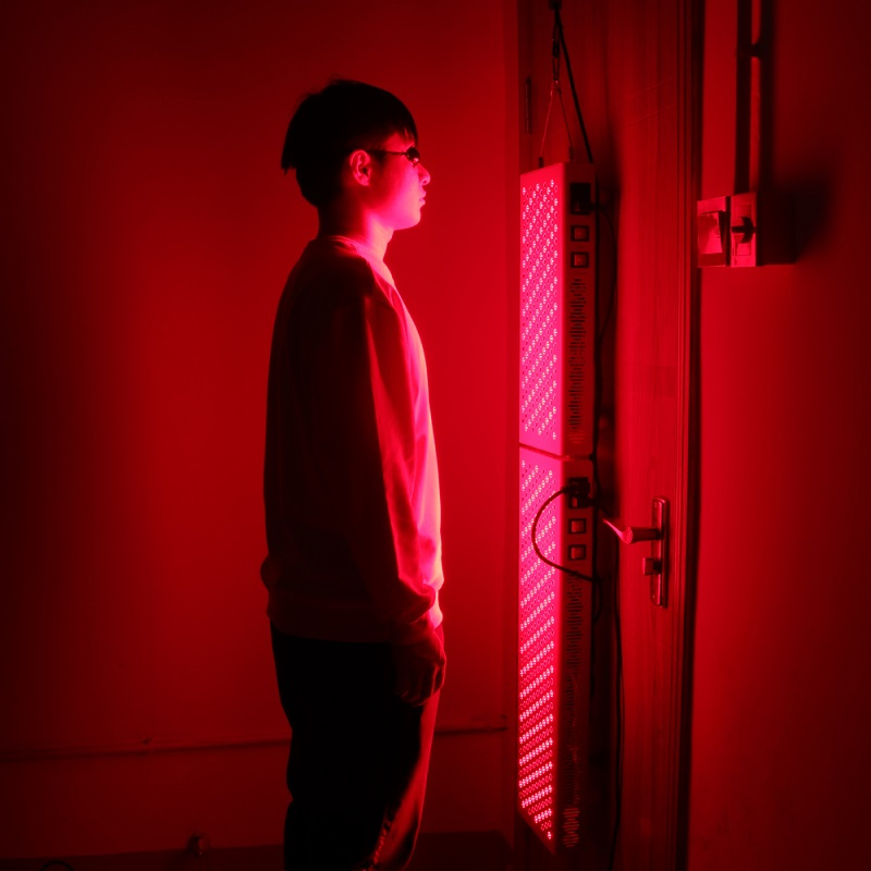 body enhancement red light therapy
