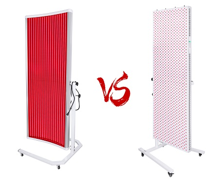 infrared led light therapy panels