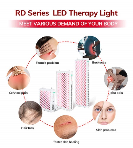 what does red light therapy do