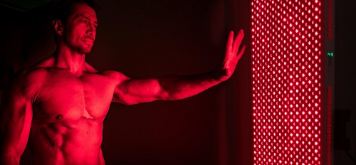 red light therapy for body muscle recovery