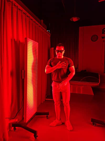 whole body red light therapy