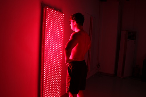 red light therapy weight loss at home