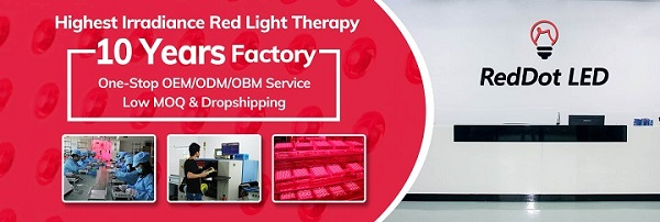 red light therapy company
